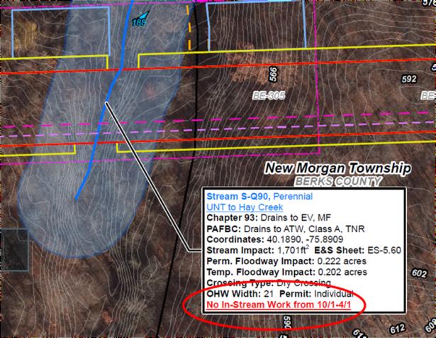 UNT to Hay Creek 11-15-17