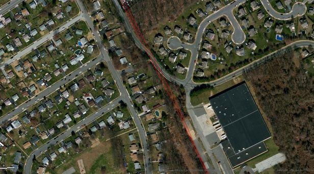 Judy Way area 12-18-17