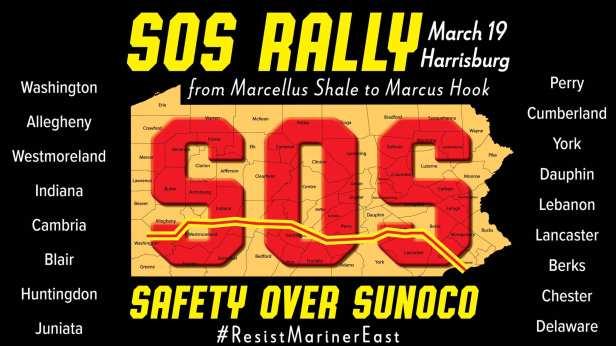 SOS Rally 3-18-19