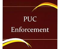 PUC enforcement